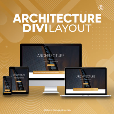 Divi Architecture Layout