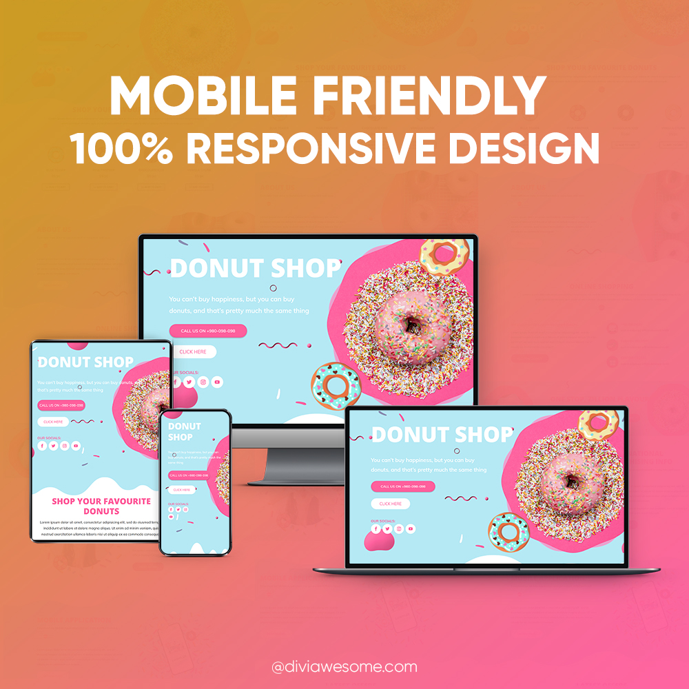 100 Mobile Friendly 24