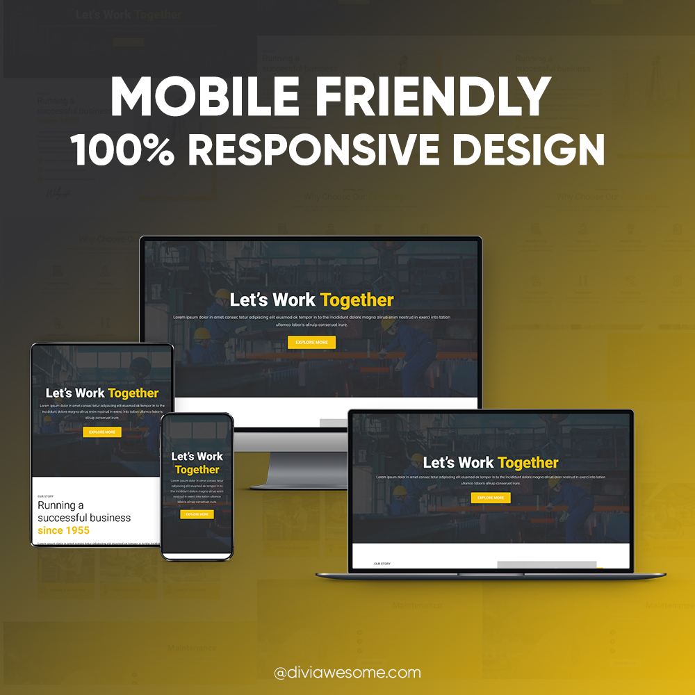 100 Mobile Friendly