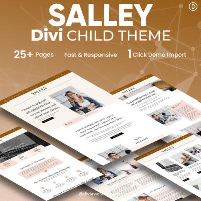 Salley Divi Child Theme